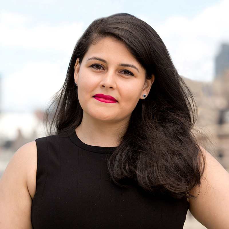Nadia Boujarwah: DIA&Co