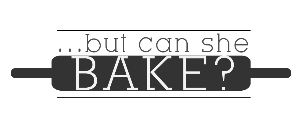 ...but can she bake?