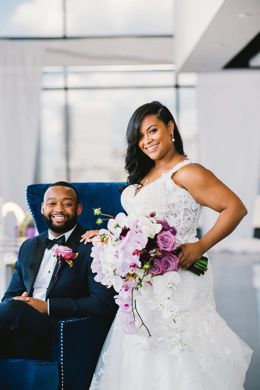 Caryn + Henry - Real WeddingMunaluchi Bride