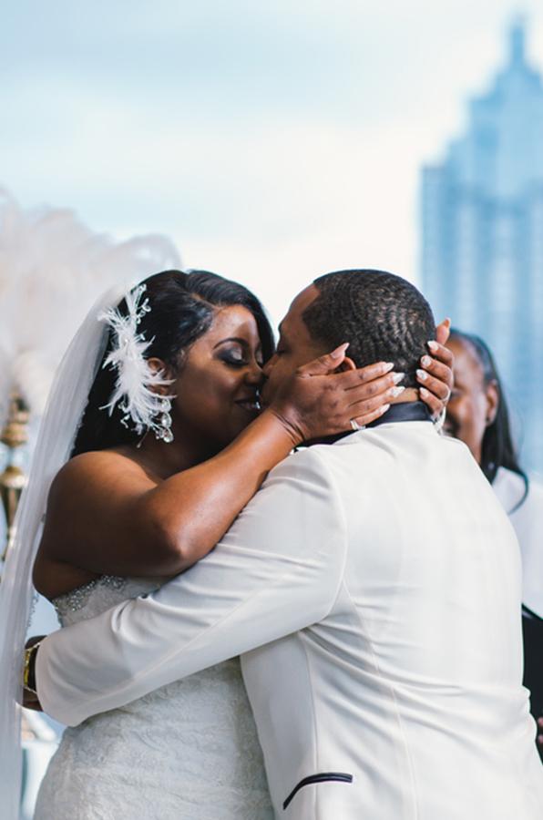 Rachelle + Rafael  - Real WeddingZola