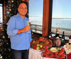 Miguel Flores Restaurant Manager Santa Barbara