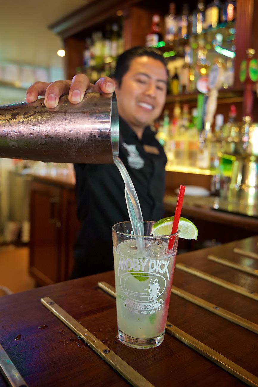 Restaurant Pier Santa Barbara