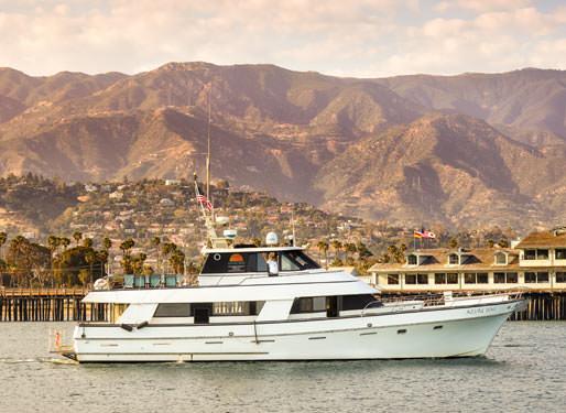 Ocean Cruises Santa Barbara