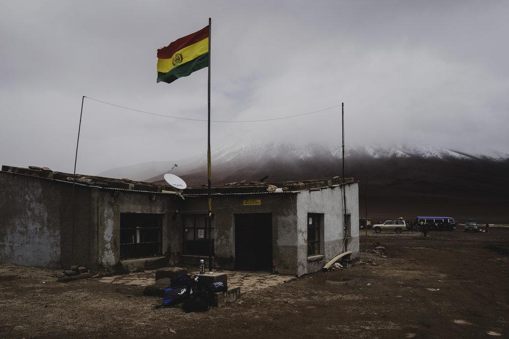 Bolivian Border
