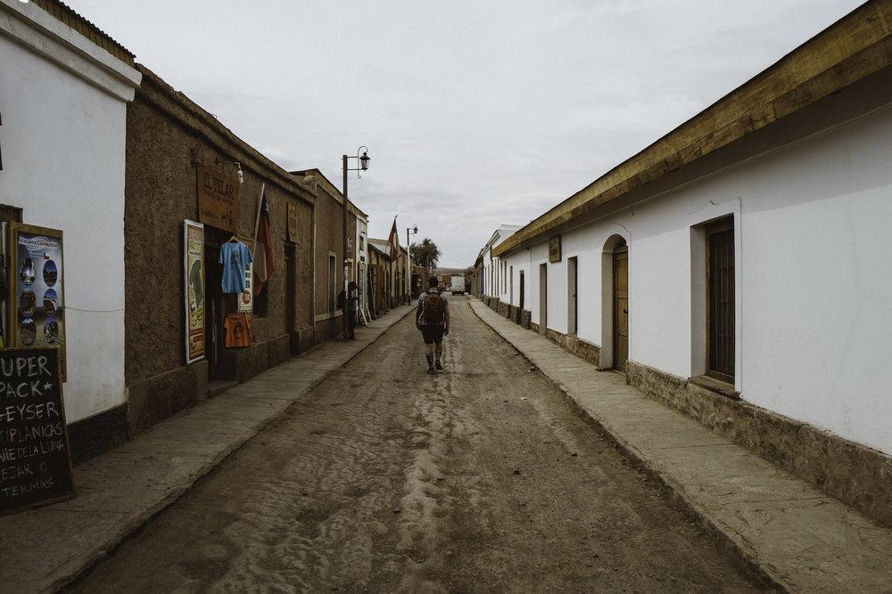 Brian in San Pedro de Atacama