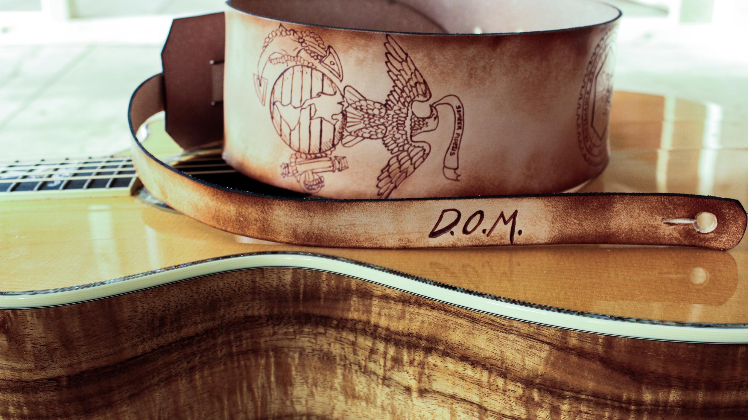 Marine Corps Guitar Strap-4