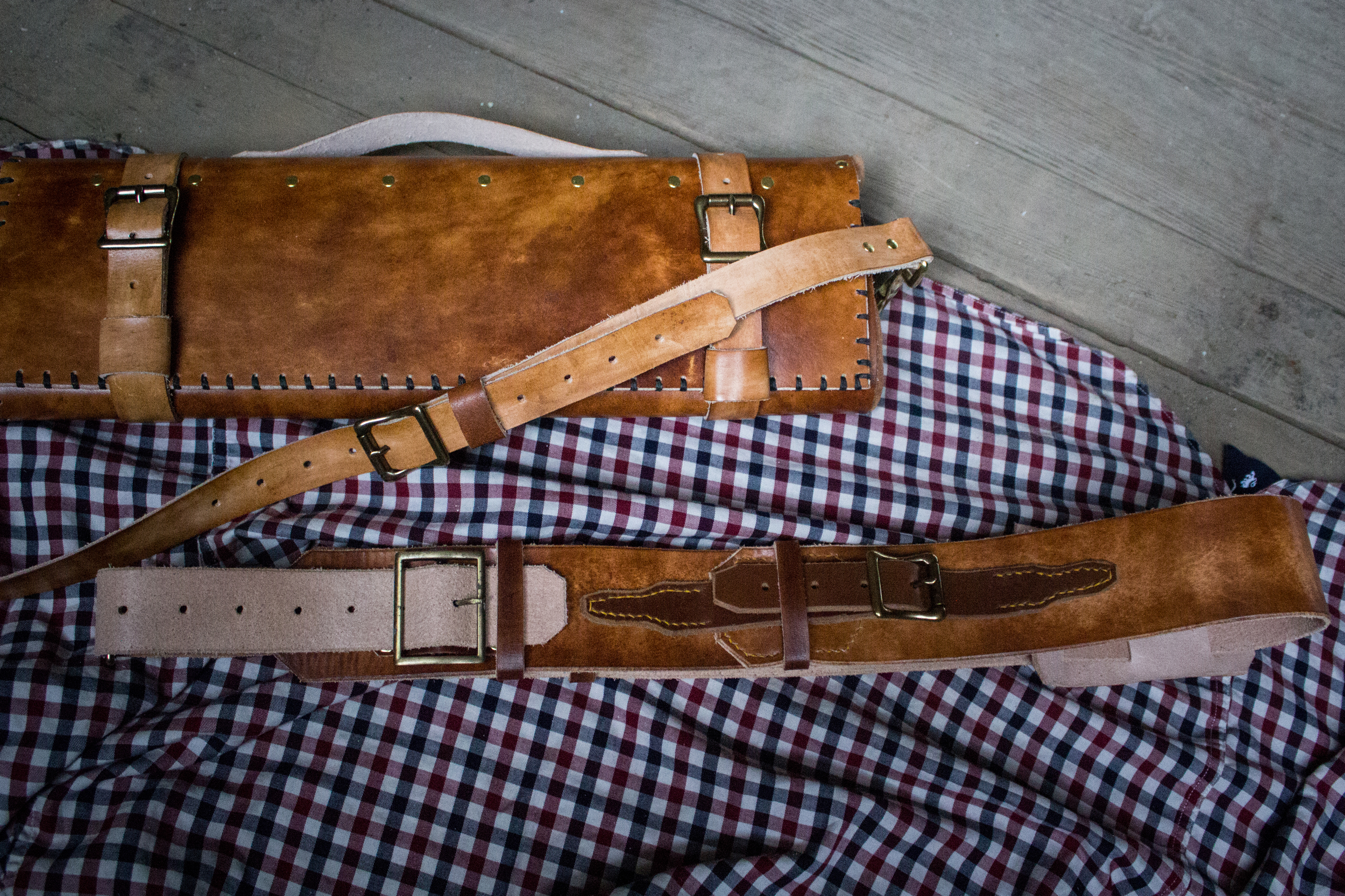 Knife Roll and Messenger Bag Strap-15