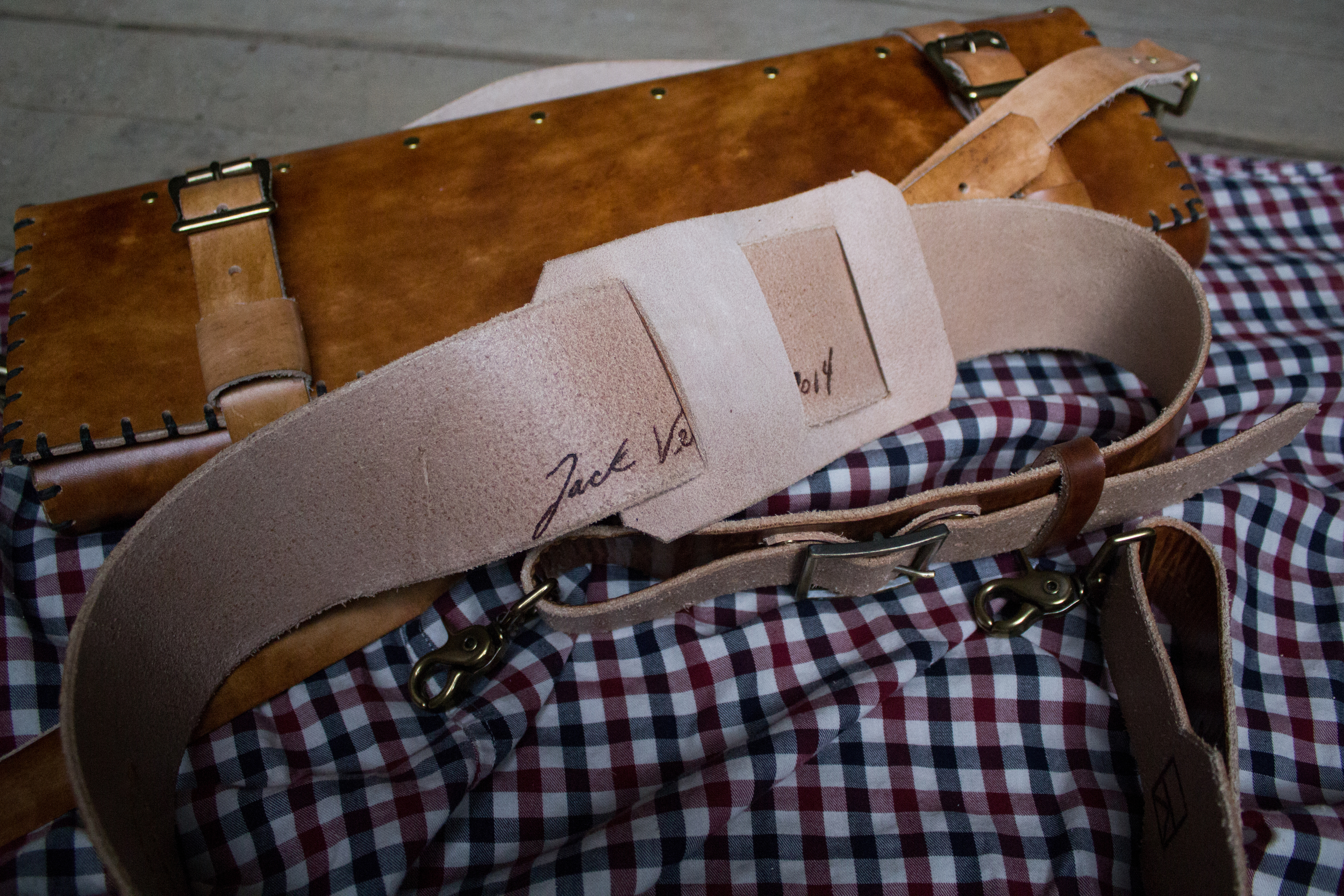Knife Roll and Messenger Bag Strap-17