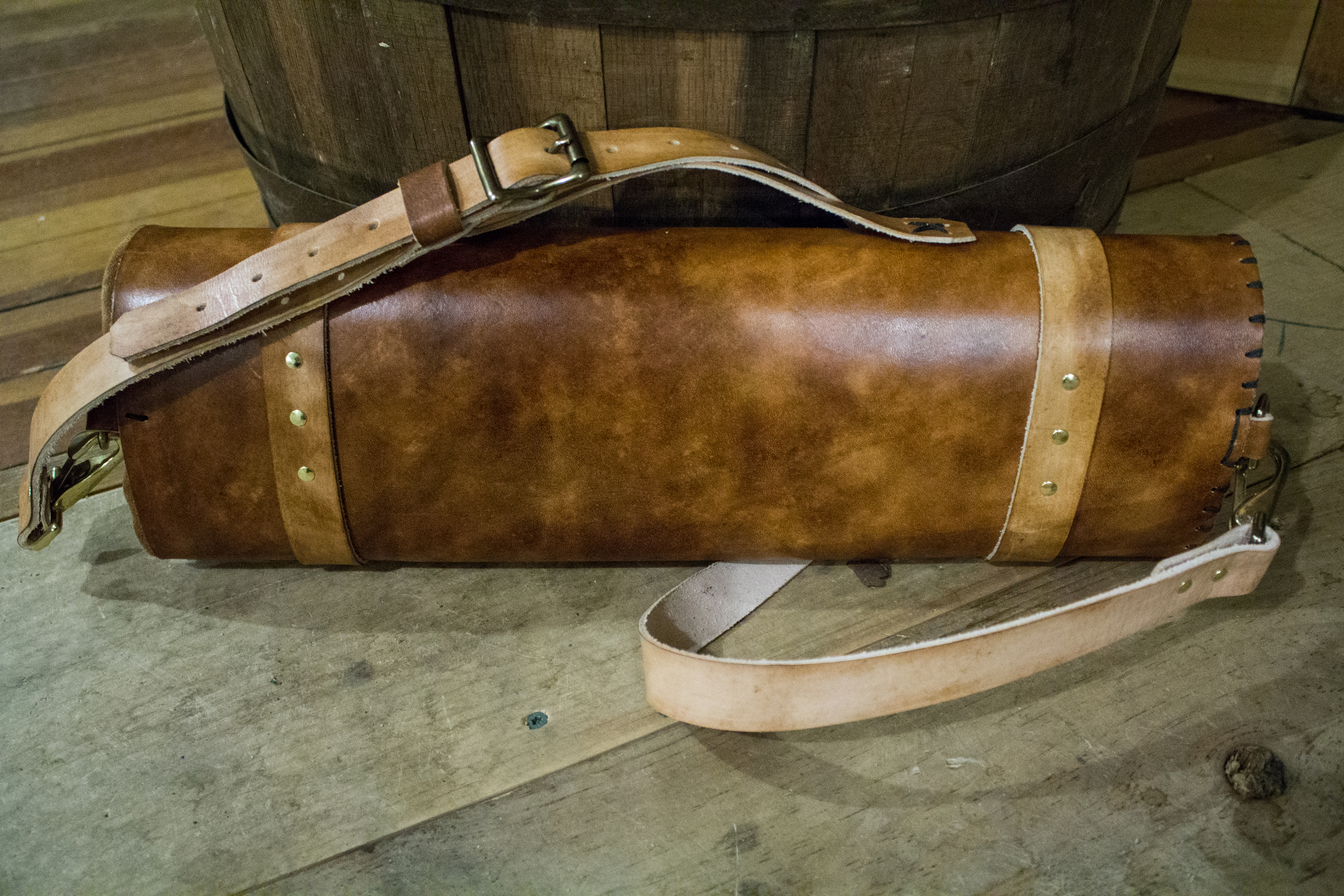 Knife Roll and Messenger Bag Strap-18