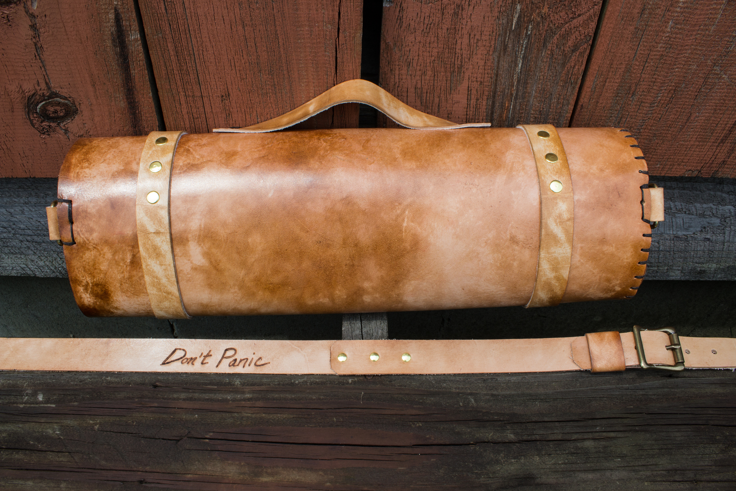 Blueprint Custom Leather Knife Roll-3