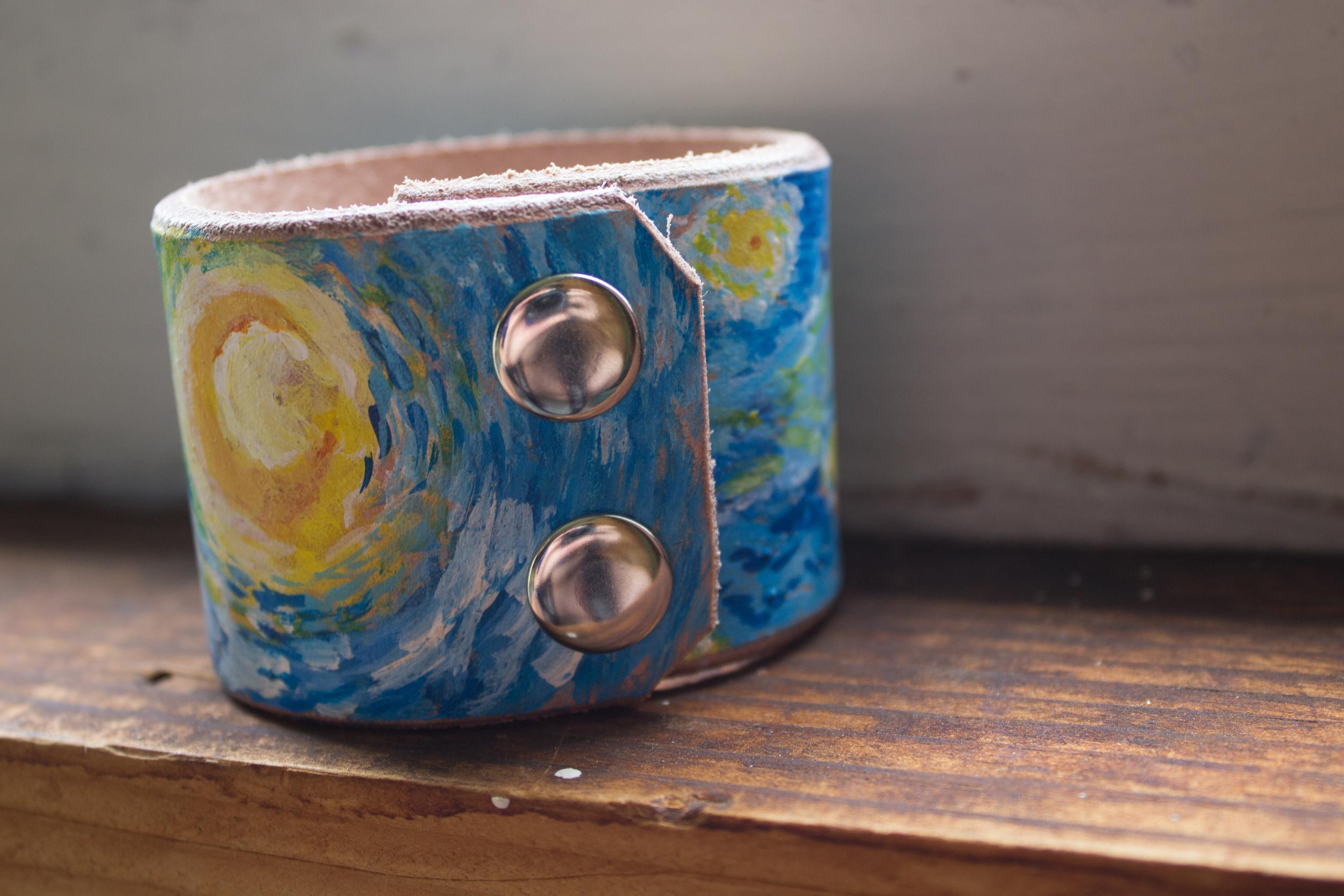 Starry Night Cuff-13