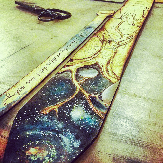 celestial tree strap
