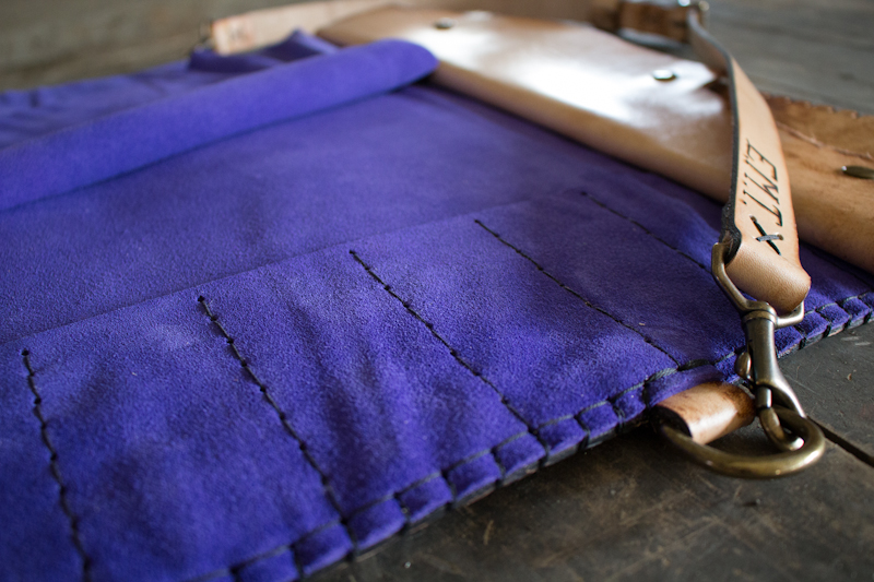 Lavender sprig chef knife roll-10.jpg