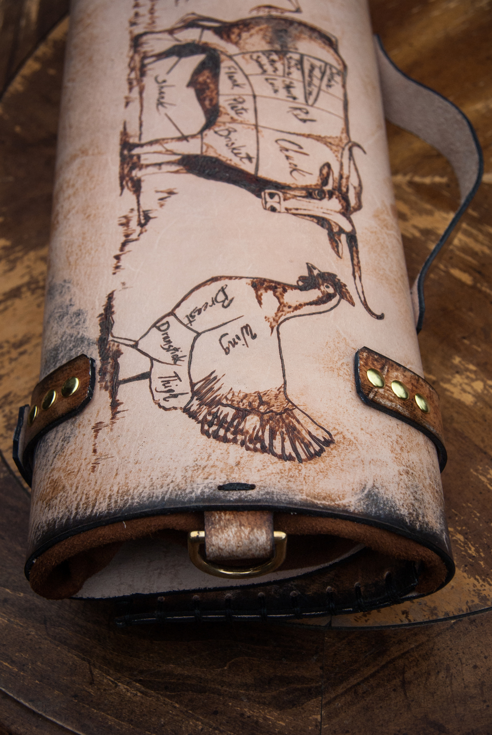 Leather chef roll with initials-21.jpg