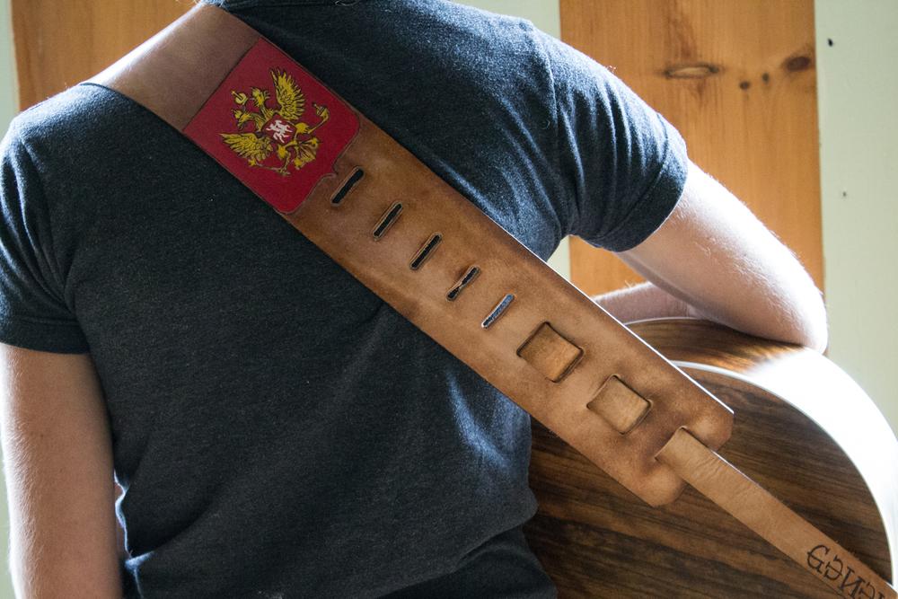 Russian Doll Guitar Strap-4.jpg