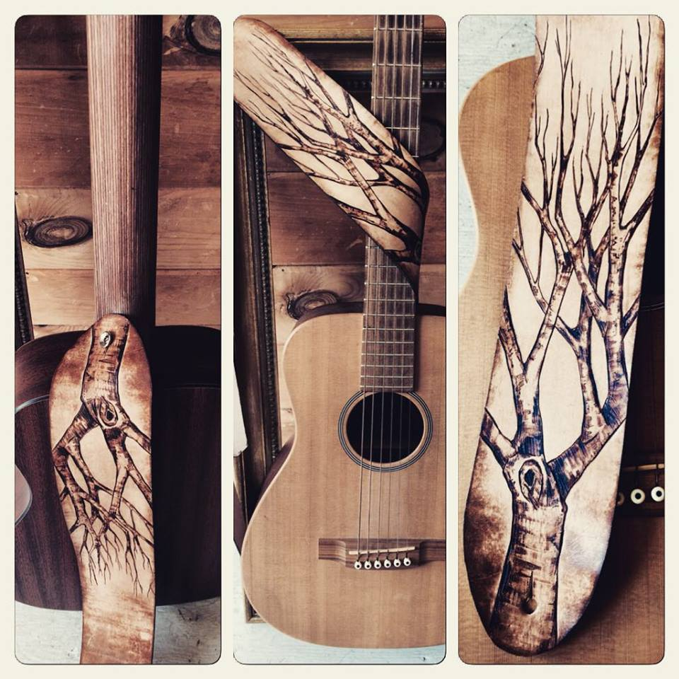 Tree Guitar Strap Linny Kenney.jpg