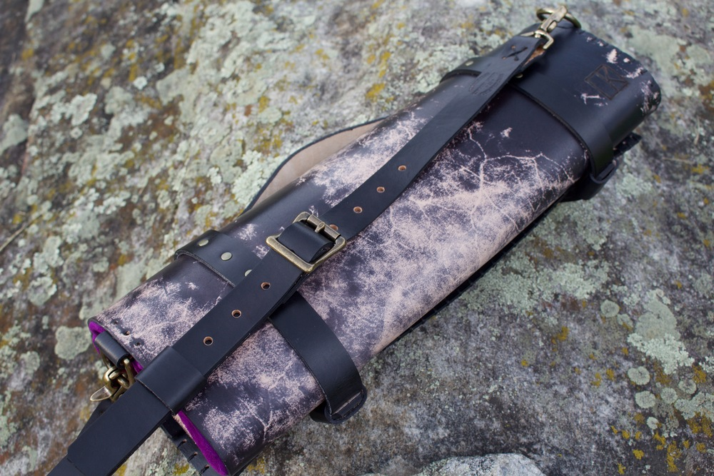 Bear and Sax Knife Roll for Chef 10.jpg
