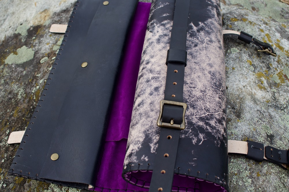 Bear and Sax Knife Roll for Chef 16.jpg