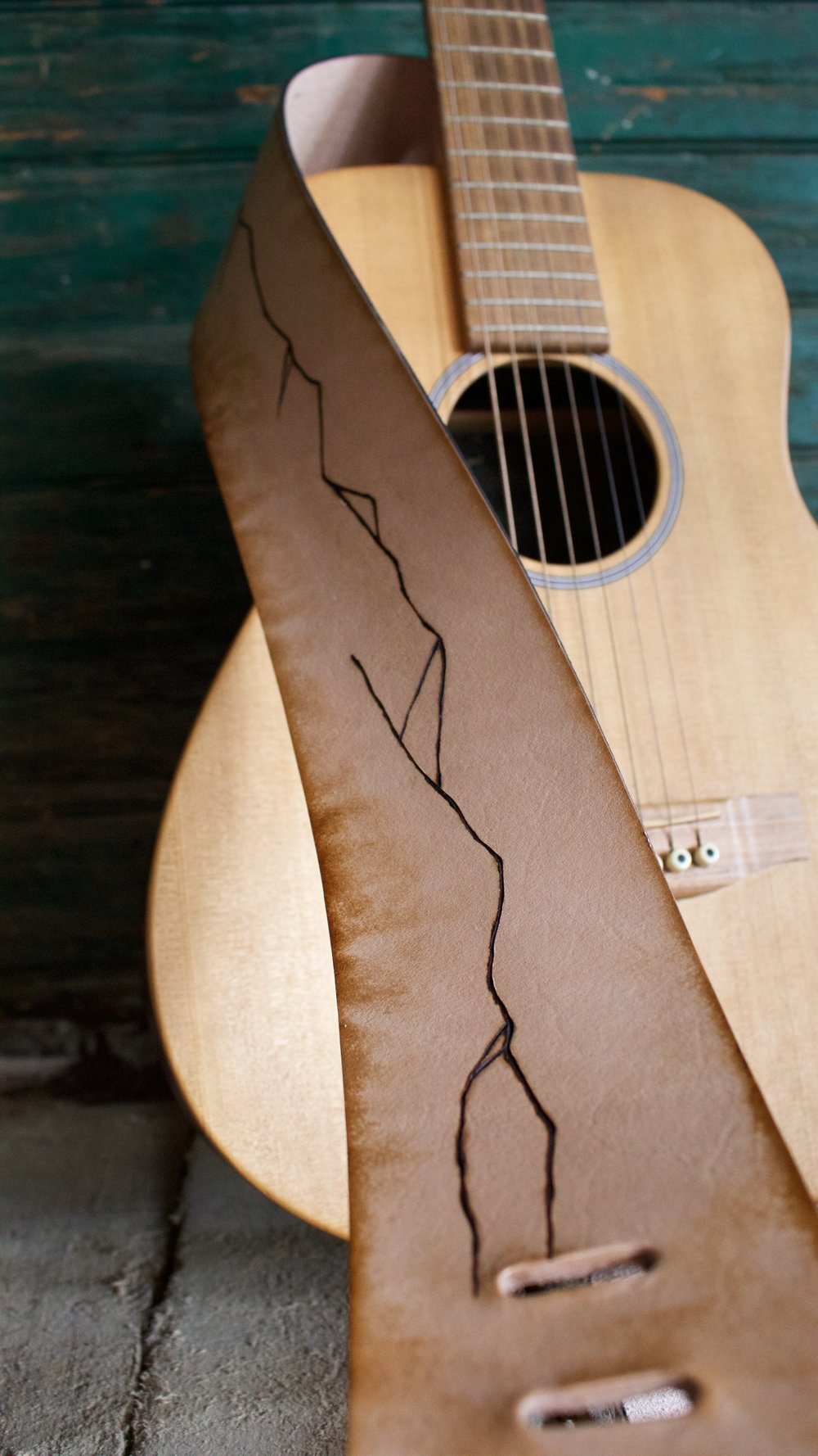 Mountain line guitar strap 2.jpg