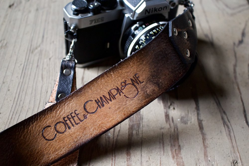 Coffee and Champagne Camera Strap 3.jpg