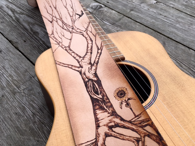 Oklahoma Roots Custom Guitar Strap  2.JPG