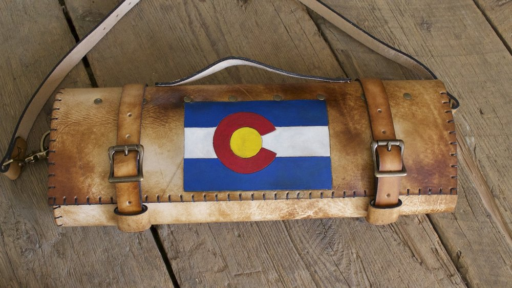 Colorado Knife Roll