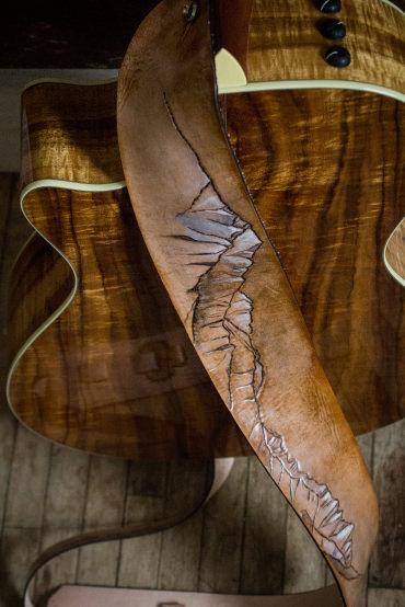 Sierran Nevada Guitar Strap .jpg