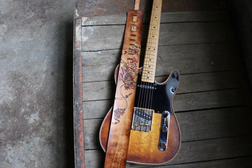 Falcon Guitar Strap