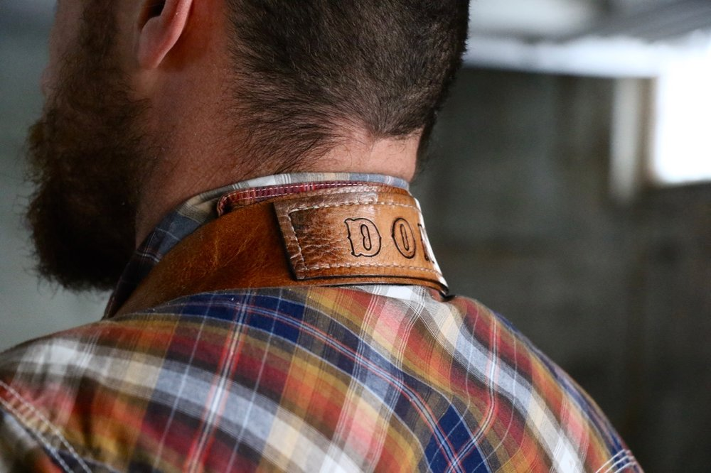 Deer and Horse Camera Strap