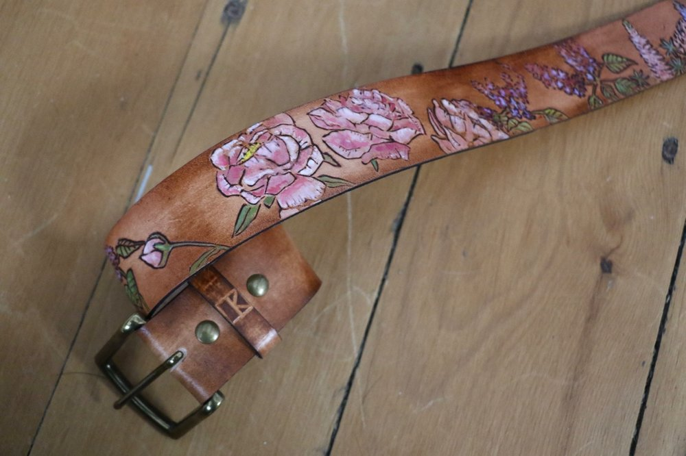 NH Belt by Linny Kenney