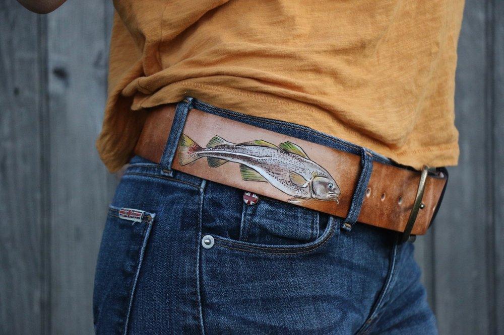 Cod Fish Belt