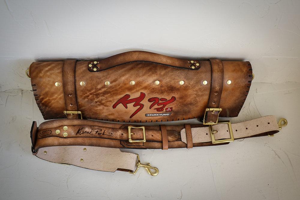 Korean Knife Roll