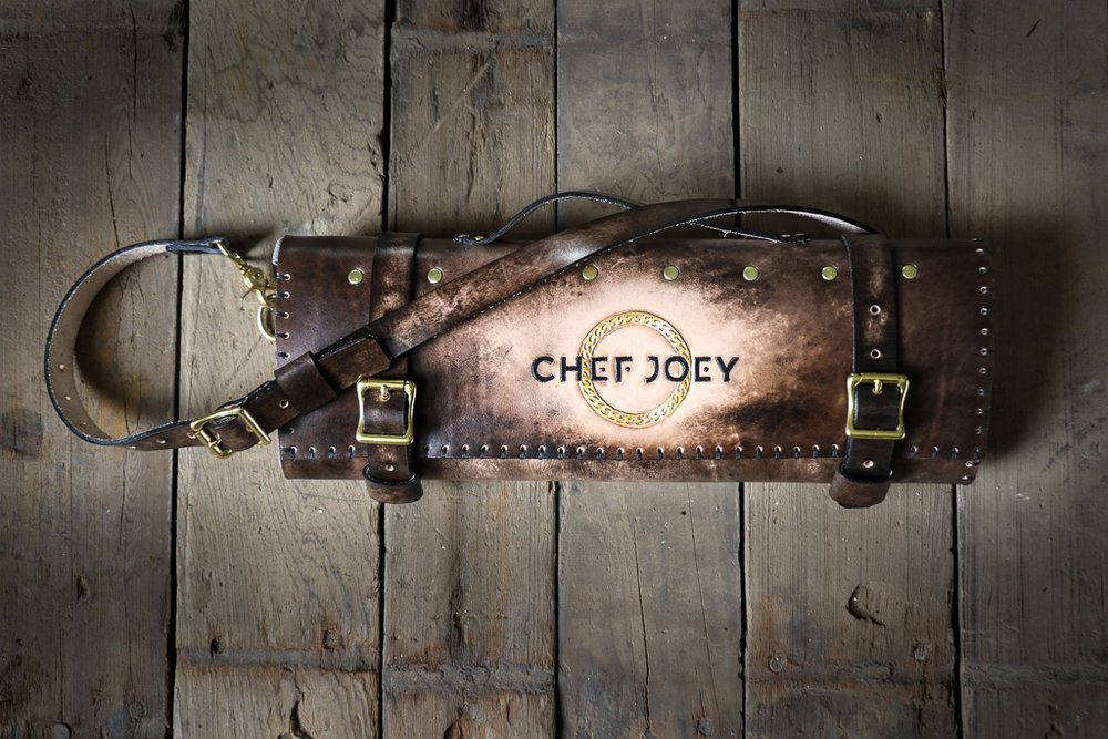 Chef Joey Knife Roll
