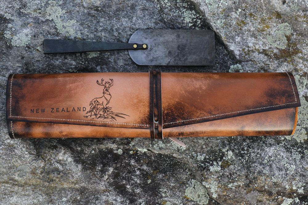 Bambi Knife Wrap