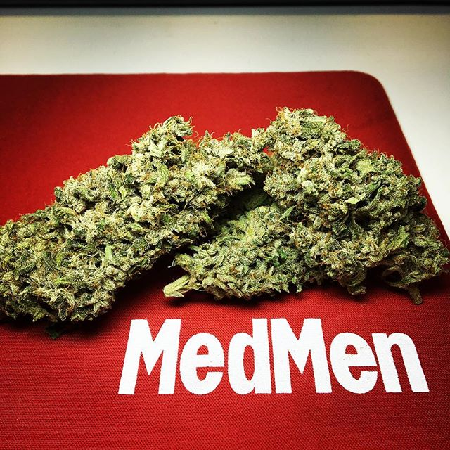 When you wanna get up to get down @medmenshops has the best Zeta in town! Fresh batch alert on Venice!