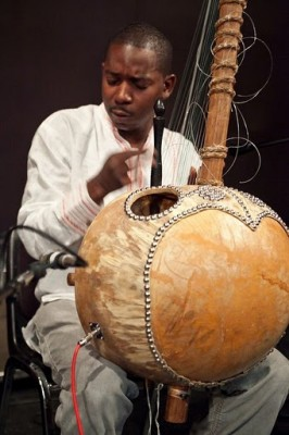 International Kora master Karamo Susso