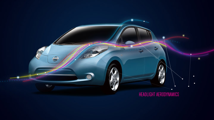 Microsite Videos Nissan Leaf View Project