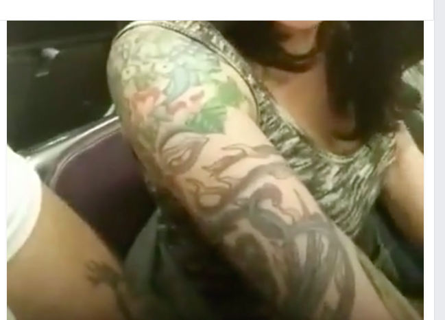 "Best comment on video:  ""Hell yeah random lady on the max is rocking it.""  Yes, I do rock it, random guy on Facebook."