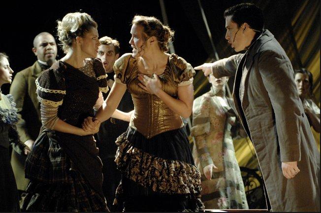 Factory Girls as Sarah Bagley