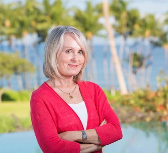 Pam Deery, R(B), Big Island