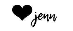 love, jenn