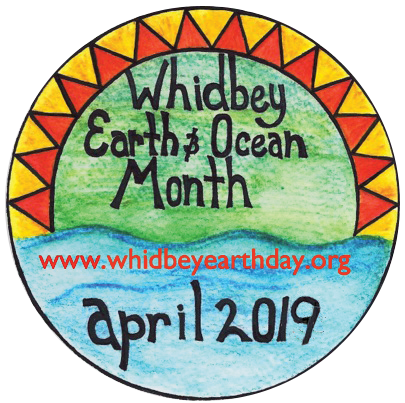 Whidbey Earth & Ocean Month