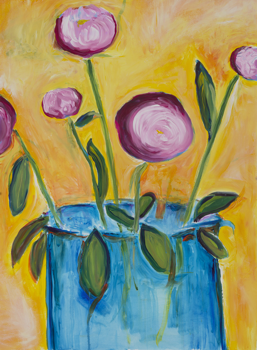 flowers for julie