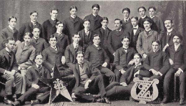 Over 150 Years of Tradition   Founded at RPI in 1865, the Pi Chapter has a strong history dating back all the way to the civil war.   Learn More