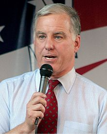 Howard Dean<br />(Governor of Vermont)