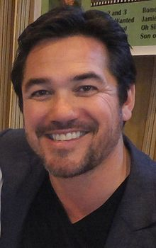 Dean Cain<br />(Actor, aka. Superman)