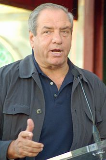 "Dick Wolf<br />(creator of ""Law & Order"")"