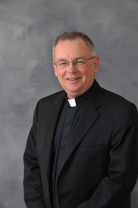 Rev. John Denning<br />(President Stonehill College)