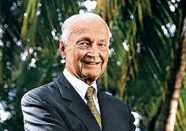 Sir John Templeton<br />(Founder of Templeton Foundation)