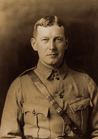 "John McCrae, M.D.<br />(Lt. Col., Author ""In Flanders Field"")"